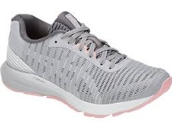 Asics Dynaflyte 3 Mid Grey White 1012A002-020 Run Faster then ever before with the plush DYNAFLYTE 3 Womens running shoe from ASICS 07.
