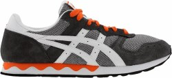 Asics Gel Holland Grey White Originals Hard to Find Collectors Shoe 06