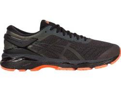 Asics Gel- Kayano 24 Lite Show Mens Running Shoes Phantom/Black/Reflective T7A3N-1690. 08.0