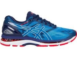Asics-Gel Nimbus 19 Mens running shoes Diva Blue T700N-4301 09.5