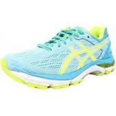 Asics Gel Pursue 3 Aqua Splash /Safety Yellow / Aquarium Womens Running Shoes T6C5N-670706.5