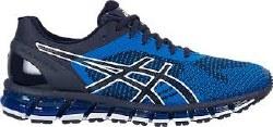 ASICS- GEL Quantum 360 Knit mens running shoes peacoat/white T728N-584308.0