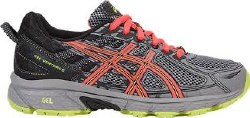 Asics Venture 6 Phantom Coral Lime Wide sizes06.0