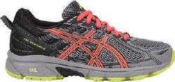Asics Gel Venture 6 Phantom Coral Lime Womens Trail Running Shoes T7G6Q-160606.0
