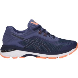 Asics GT-2000  6  indigo blue smoke blue Ligthweight running shoe with iconic and classic asics styling and wide for a great fit 07.0