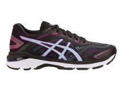 Asics GT-2000-7-Black Skylight Womens Running Shoes Overpronation/Stability08.5
