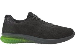 Asics  Kenun Mens Running Shoe Dark Grey/Black/Green T7C4N/959008.0