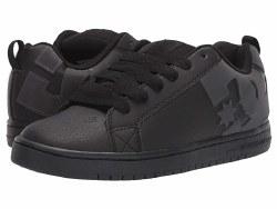 DC Court Graffik black/black/black Mens Skate Shoes 10.0