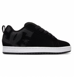 DC Court Graffik SE Grey Black Black 300927-XSKK 09.0