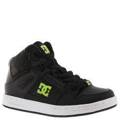 DC Pure SE Hi Top From the classroom to the concrete bowl, bring classic skate style to his everyday moves with the DC®Kids Pure High-Top SE shoe!013.