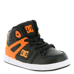 Let your little skater tyke get moving with DC's popular mid-top shoe05.0