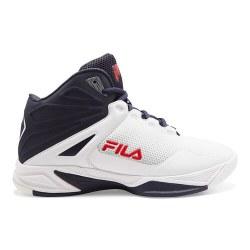 Fila Mens Basketball Torrando 5 White Black Red08.5