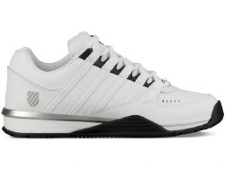 Kswiss Baxter Classic Athletic Sneaker gets eye catching upgrade . 5 Stripe iconic Kswiss Style09.5