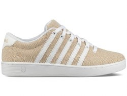 Kswiss Court Pro 2 Natural  Iconic  5 Stripe 07.0