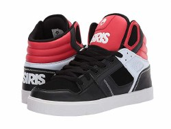Osiris Clone Mens Hi Top Skate Classic Stylish and durable, step into a true original 07.0