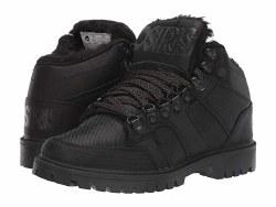 Osiris Convoy Boot Military Black Skate inspired winter months stylish classic 08.5