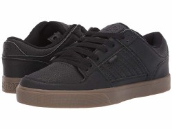Osiris Kids Protocol Skate Shoes Classic Skate Style with Reinforced high abrasion areas for superior durability 5.0