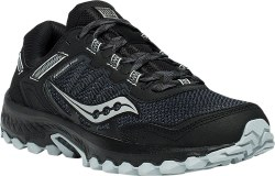 Saucony Versa foam Excursion Trail 13 Black 08.5