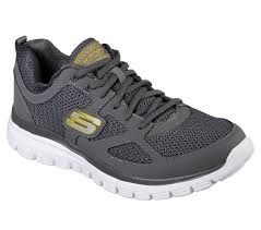 Skechers Agoura Charcoal Mens Trainig Shoes 52635/CHAR. 12.0