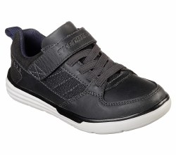 Skechers City Shifters Charcoal Black  011