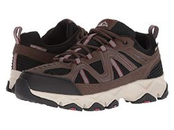 Skechers Crossbar Brown Black Face any terrain with ease in the hiking-inspired SKECHERS® Crossbar sneaker 1885EW/BRBK08.0