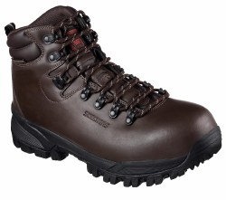 Skechers Culp Brown Mens Boot 77094/CBD . 10.5