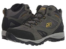 Skechers Rolton Elero Waterproof Hikers gGo Offroad in signature style and high milage comfort08.0