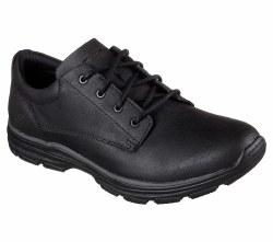 Skechers Modesto Mens Black Casual Dress Shoes 65246W/BLK 07.0