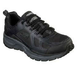 Skechers Mueldor Mens Running Shoes. Black , Brand Names , Low Prices , Quality Shoes. water repellant and durable 08.5