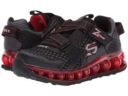Skechers Orbitrons With the space age comfort of the SKECHERS® KIDSPower Sphere 97950L sneakers he's sure to blast through anything the day puts in his path.012.