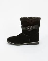 Skechers Rascals Black Boot Leather 47675/BLK08.5