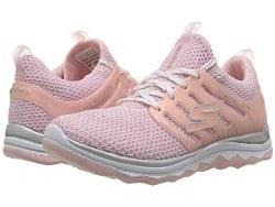 Skechers Sparkle Sprints Light Pink Big Girls Running Shoes  4.0