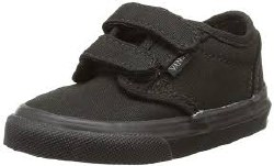 Vans Atwood V Blk Blk Toddlers   Vans Classic Styling For Your Mini Me07.0