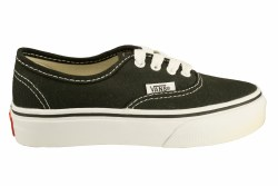 Vans Youth Authentics Black/White Keep it real with the Vans® Kids Authentic!011.