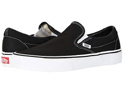 Vans Slip Ons Black True White The Shoe that started it all the iconic Vans Slip On 012.