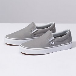 Vans Iconic  Classic Slip On Charcoal cool vans style sufer classic slip on vans04.0