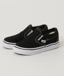Vans Slip On Black , Vans Classics for toddlers , its never to early for style 02.5