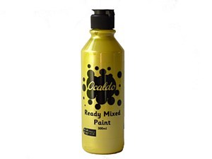 READY MIX PEARL YELLOW 300ML