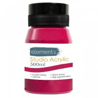 ACRYLIC 500ML ELEMENTS D.MAGEN