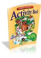 ACTIVITY BOOK 1st CLASS