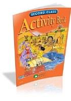 ACTIVITY BOOK 2nd CLASS