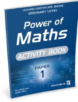 ACTIVITY POWER OF MATHS OL1