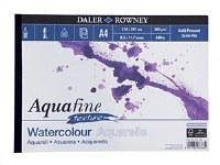 AQUAFINE W/COLOUR A4 12SHT