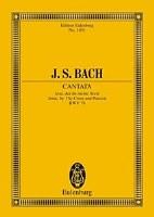 BACH J.S. CANTATA