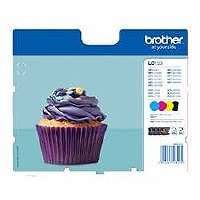 BROTHER LC123 MULTI PACK