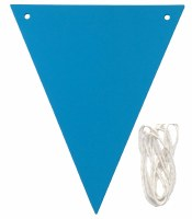 BUNTING BLUE CARD 15 PK