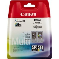CANON 40/CL41 MULTIPACK