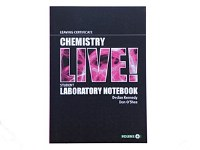 CHEMISTRY LIVE LAB NOTEBOOK