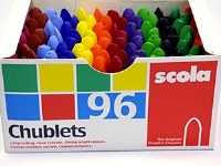 CHUBLET CRAYONS BXD 96'S