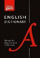 COLLINS GEM ENGLISH DICT